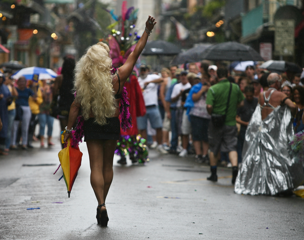 Southern Decadence 2017 Schedule