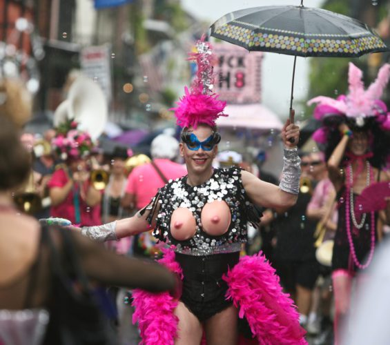 Southern Decadence Schedule 2017