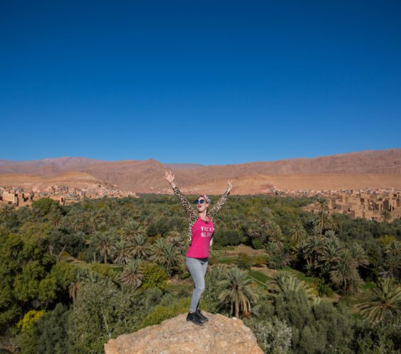 Visiting the Sahara Desert in Morocco