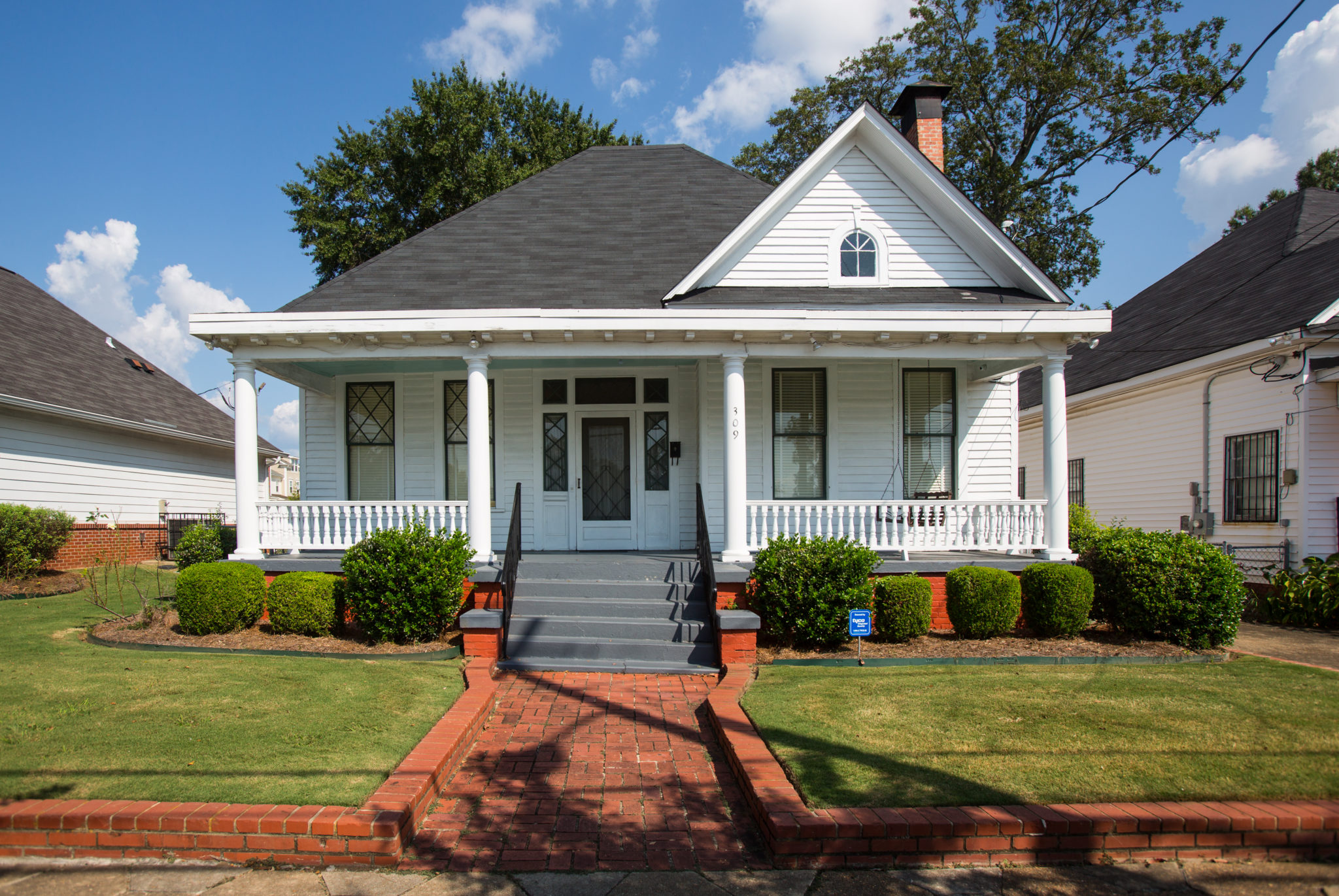 Martin luther king jr montgomery home a must stop destination for Montgomery house