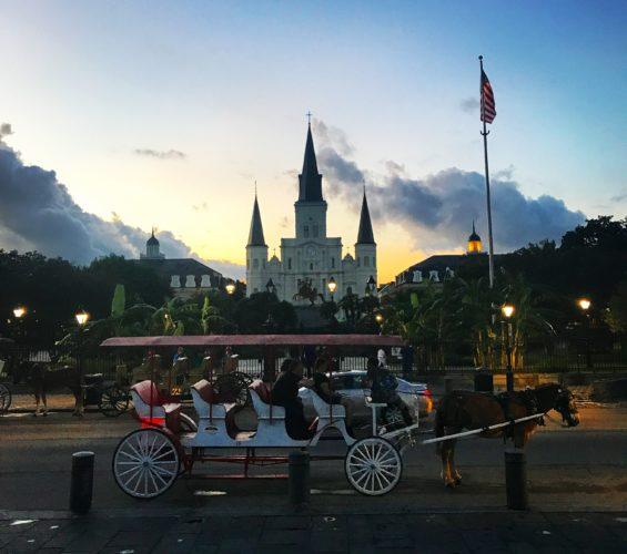 New Orleans Event Calendar 2017